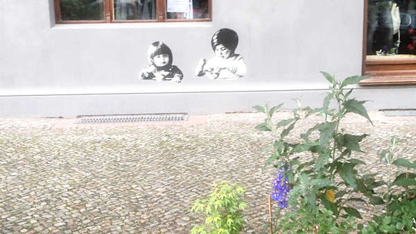 Oderbergerstraße, Berlin