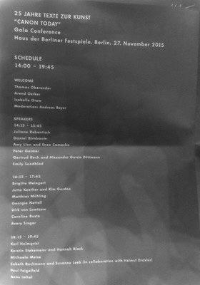 TexteZurKunst25_Schedule
